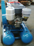 Compresseur diesel d'exploitation de la marque 140cfm 5bar de Kaishan pour le trou de foret 2V-3.5/5