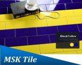 azulejo de cerámica de la pared del cartabón del lustre 100X200