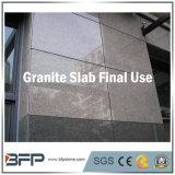 Granito cinza G603 Bancada Metade Gangsaw Laje para ladrilhos, Escadas Material de Construção