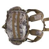 Il nuovo stile Camo esterno dell'OEM mette in mostra il sacchetto comodo dello zaino di caccia dei grandi degli uomini zainhi leggeri dei militari