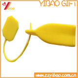 곰 고열 FDA/Food 급료 실리콘 차 Infuser Customed (XY-HR-71)