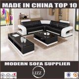 Moderne Hauptmöbel-reales ledernes Sofa für Wohnzimmer
