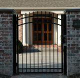 근대화한 자유로운 정비 분말은 활 모양으로 한 말뚝 정원 문을 입혔다