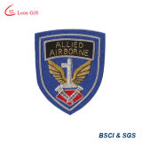 Emblema bordado Custom Logo Bordado Patch Lapel Pin
