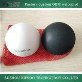 De Rubber Holle Yoga Fitball van het silicone