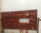 Porta de madeira de madeira única para país do Oriente Médio (GSP2-012)