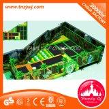 Лесной дизайн детская игровая площадка оборудование для использования внутри помещений игровая площадка лабиринт для продажи