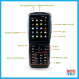 Androider Scanner PDA des Barcode-1d 2D mit NFC/RFID Leser