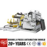 Voeder en Uncoiler van de Gelijkrichter van Nc van de Machine van de automatisering de Servo in China (MAC4-1400F)