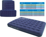 Base di aria gonfiabile di Airbed /Flocked