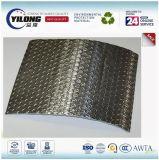 Recubierto de papel de aluminio durante la burbuja de aire de aislamiento