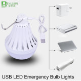 Bulbos Emergency 12W 20W 30W do diodo emissor de luz do USB 40W > 4 horas