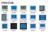 Termostato della stanza dell'affissione a cristalli liquidi per condizionamento d'aria, interruttore del termostato