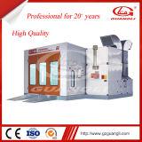 Cabina auto Equipemnt de la hornada de la pintura de aerosol de la alta calidad del OEM de la fábrica de China Guangli