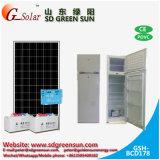 réfrigérateur solaire de C.C 178L pour l'usage à la maison