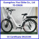 Bicyclette électrique / vélo E avec moteur à engrenages à engrenages Bafang à 36V250W