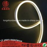 높은 광도 유연한 LED 적청 백색 온난한 백색 네온 밧줄 빛 Ce&RoHS