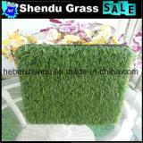 20mmの反紫外線および防水庭の合成物質の芝生