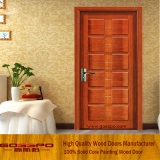 Одиночная деревянная деревянная дверь для средней восточной страны (GSP2-012)