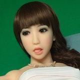 Головка куклы секса кожи верхнего качества Wmdoll белая для куклы секса