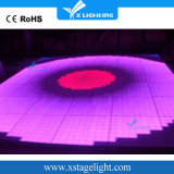 Il bianco poco costoso LED illumina in su nuovo Dance Floor da vendere