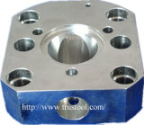 Cnc-maschinell bearbeitenschieber-Halter, Ome Service-Aluminium CNC-maschinell bearbeitenteile