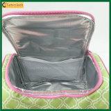 Saco isolado relativo à promoção personalizado do refrigerador do almoço do saco do piquenique (TP-CB376)