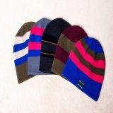 方法ヘッドホーンが付いている無線イヤホーンのスピーカーの冬の帽子のBluetoothの帽子