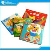 Livro de quadro de impressão de cor infantil
