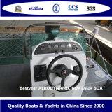 Boot van /Air van de Boot van Alunimum van Bestyear de Aërodynamische van 6.3m