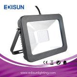10W/20W/30W/50W/100W/150W/200W de las fábricas de tipo plano Slimline Bk proyector LED