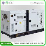55kw insonorisées Générateur Diesel Groupe électrogène de puissance