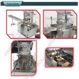 Envelop-vorm Machine van de Verpakking van het Koekje van het Wafeltje de Automatische