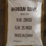 99.5% 분 비료 급료 마그네슘 황산염