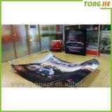 カスタム展示会ブース展覧会の背景幕の旗の立場