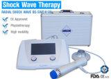 Il dolore fisico dell'onda di urto più calda allevia la strumentazione di terapia di onda d'urto