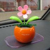 Gire a tampa do flip Flor Solar