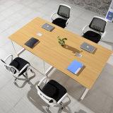 Деревянные управления столом для встреч с высоким качеством (OWMT-1113)