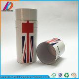 La Chine fournisseur rond blanc recyclables Tube en papier à l'emballage