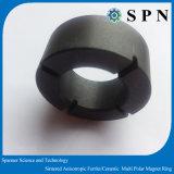 De permanente Ringvormige Magneet van het Ferriet voor Compressore