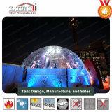De transparante Tent van de Koepel van de Tentoonstelling van het Ontwerp Openlucht voor Verkoop