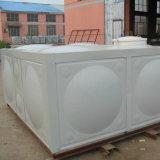 Легкая собранная цистерна с водой SMC/FRP/Fiberglass скрепленная болтами панелью