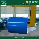 PPGI ondulé enroule le bois PPGI des prix de Shandong
