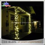 Feenhaftes Licht-Weihnachtslichter der Feiertags-helle wasserdichte im Freien grünen Farben-LED