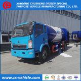 HOWO 6X4 12000liters 12m3 6mt LPG 가스 판매를 위한 채우는 탱크 LPG Bobtail