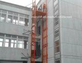 Utilisation de fret industriel fret hydraulique de levage vertical électrique