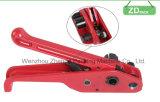 플라스틱 결박 (B311)를 위한 공구를 견장을 다는 손