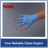Домашняя чистка не синего цвета Порошок точечной коррозии нитриловые перчатки
