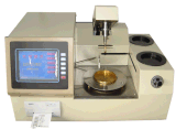 Fully-Automatic Cleveland Open-Cup Tester-Flash Point à point éclair Tester-Oil Instrument de test