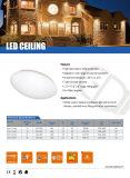 セリウムのRoHS表面によって取付けられる屋内簡単な様式LEDの天井灯との